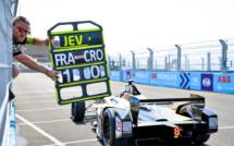 Formule E : E-Prix de New-york, course 2, victoire de Vergne