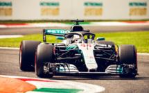 F1 : GP d'Italie, victoire de Hamilton