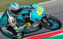 Moto3 : GP de San-Marin, victoire de Dalla Porta