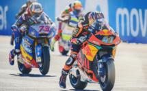 Moto2 : GP d'Aragon, victoire de Binder