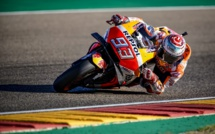 MotoGP : GP d'Aragon, Marquez s'impose