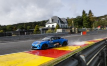 Alpine Europa Cup : Spa-Francorchamps