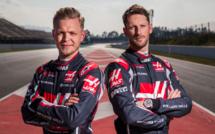 F1 : Haas confirme Grosjean et Magnussen