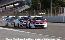 Peugeot 308 Racing Cup : Barcelone