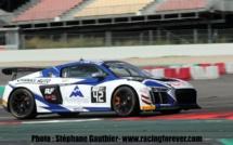 FFSA GT4 2018 : Barcelone, course 2