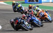 Moto2 : Thaïlande, doublé italien