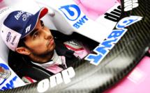 F1 : Force India confirme Perez pour 2019