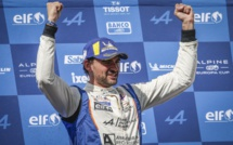 Alpine Europa Cup : Sancinena champion à Barcelone
