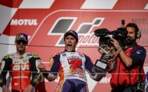 MotoGp : Marc Marquez accroît sa légende