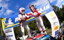WRC : En Catalogne, Loeb et Elena font gagner Citroën !