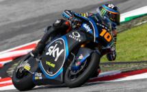 Moto2 : GP de Malaisie, victoire de Marini et titre pour Bagnaia