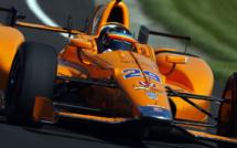 Indycar : McLaren et Alonso aux Indy 500 2019