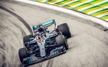 F1 : GP du Brésil, victoire de Hamilton, titre pour Mercedes