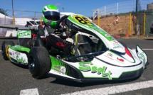 Karting : A la découverte d'Axel Gouesmel