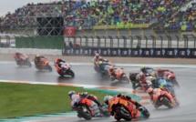 MotoGp : Valencia, Dovizioso au dessus de l'eau !