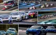 Championnat de France FFSA des circuits 2019