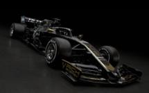 F1 : Haas dévoile la VF-19 et ses nouvelles couleurs