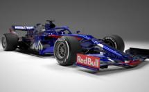 F1 : Toro Rosso présente la STR14