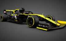 F1 : Renault présente la R.S.19