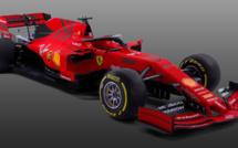 F1 : Ferrari présente la SF90