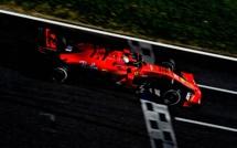 F1 : Ferrari domine les essais de Barcelone