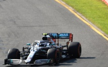 F1 : GP d'Australie, victoire de Bottas