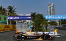 Formule E : E-Prix de Sanya, victoire de Vergne