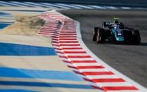 F2 : Bahrein, course 1, victoire de Latifi