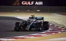 F1 : GP de Bahrein, victoire de Hamilton