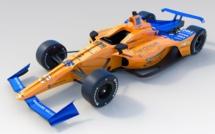 Indycar : McLaren présente sa monoplace pour l'Indy 500
