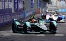 Formule E : E-Prix de Rome, victoire de Evans