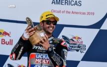 Moto2 : Luthi retrouve le succès à Austin
