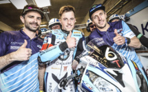 24H du Mans Motos : La BMW n°6 en pole position