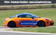 Alpine Europa Cup : La montée en puissance d'Autosport GP