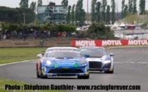 FFSA GT4 : Nogaro, course 1
