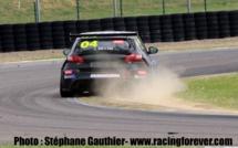 Peugeot 308 Racing : Nogaro, course 2