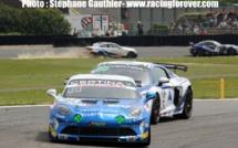 FFSA GT4 : Nogaro, course 2