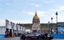 Formule E : E-Prix de Paris, victoire de Frijns