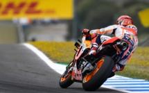 MotoGP : GP d'Espagne, victoire de Marquez
