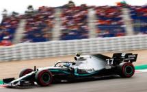 F1 : GP d'Espagne, pole position de Bottas