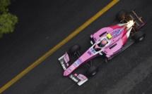 F2 : Monaco, course 2 : Victoire de Hubert