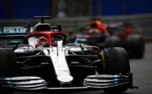 F1 : GP de Monaco, victoire de Hamilton