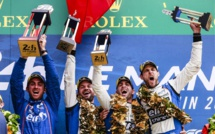 24h du Mans : Signatech Alpine Matmut fait coup double