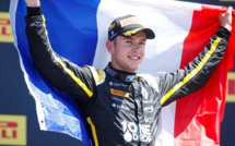 F2 : France, course 2, victoire de Hubert