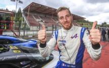 Gael Castelli : Victoire en Alpine ...