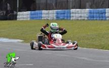 Kart : Première victoire pour Tom Montagne en Cadet