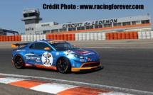 FFSA GT4 2019 : Lédenon, course 1