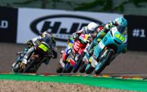 Moto3 : GP d'Allemagne, victoire de Dalla Porta