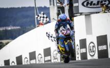 Moto2 : GP d'Allemagne, victoire d'Alex Marquez