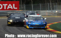 FFSA GT4 : Spa-Francorchamps, course 1